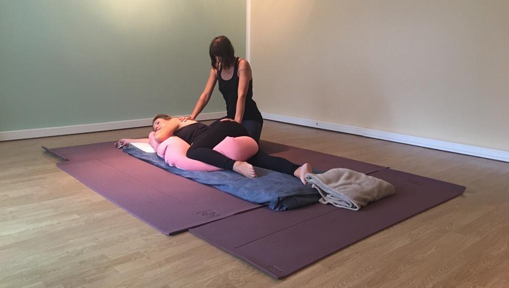 """Bientôt « J'ai testé pour vous une séance de massage Shiatsu"""" avec Amandine d'Ilove Yoki"""